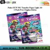 SUN Next Generation Transfer Paper Light A4 - 2 Pack (Free Ongkir)